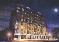 Mieszkanie 1 pokojowe o powierzchni 28.3 m2 nr M3 - Warszawa Śródmieście - Mostostal Development Sp z o.o.