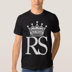 Ricky Spanish Collection Black T-Shirt | Shirts, T shirts and Spanish