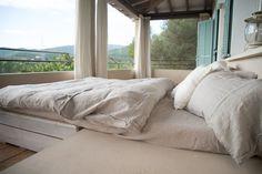 Kissen Moona - Natur   Barefoot Living by Til Schweiger #interior #deko #leinen