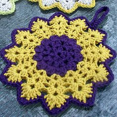 crochet ~ color inspiration