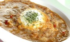 Recetas de sopas con pan Spanish Cuisine, Spanish Food, Soups And Stews, Cheeseburger Chowder, Eggs, Breakfast, Ethnic Recipes, Gastronomia, One Pot Dinners