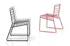 PARK Chair by @b-LINE | Design Paster & Geldmacher Neuland (2012)