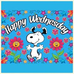 Good morning and Happy Wednesday! Good morning and Happy Wednesday!