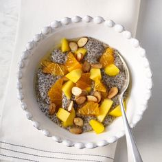 9 Ways to Use Chia Seeds. They have more omega-3s than salmon, more calcium than milk, and tons of protein and fiber.