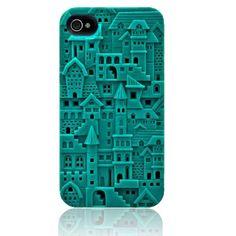 Castle 3D Case For iPhone 4 4S