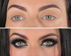 Smokey Eyes Makeup Tutorial How To Do Smokey Eyes | Makeup Tutorials http://makeuptutorials.com/smokey-eyes-step-by-step