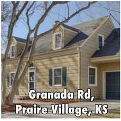 Granada Rd - Praire Village, KS - 66208 | Single-Family Home | 3 Bed | 3 Bath | 2110 sqft | Built 1949 | Listing price $274,900 | Qualify and Own this House w/  $16,494.00  towards your Closing Cost w/ our Assist Program, $8797/down  and  $1433/month | call/text  (973) 750-8236  | #KS @ http://on.fb.me/16UliXk | Quintessential Cape Cod on one of the most desirable streets in the Village-all within walking distance to shops, restaurants and schools!