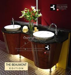The Beaumont Edition by Boulevard Collection International