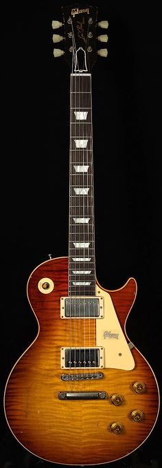 Gibson Custom Wildwood Spec - 1959 Les Paul Standard Reissue - Tom Murphy painted and aged