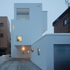 Keikichi Yamauchi architects and associates | House-K