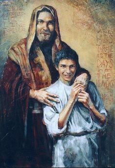 Novena to St Joseph #pinterest Day 6 MODEL OF PATIENCE Blessed Saint Joseph, prostrate at your feet with feelings of unlimited confidence I beg you to bless the Novena that I pray in your honour.........| Awestruck Catholic Social Network
