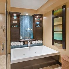 Great 185 Luxury Bathrooms Ideas To Make You Shower Like A Queen https://pinarchitecture.com/185-luxury-bathrooms-ideas-to-make-you-shower-like-a-queen/
