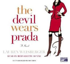 The Devil Wears Prada by Lauren Weisberger | 4 out of 5 stars | The Purple People Readers