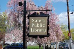 Salem (MA) Public Library Sign | Flickr - Photo Sharing!