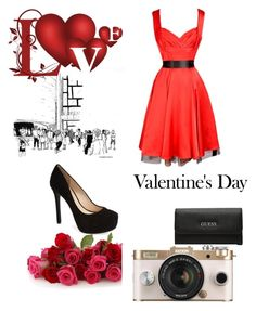 """""""Valentine's Day"""" by nixaboy ❤ liked on Polyvore"""