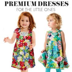 f9867db88a30 Mummy   Baby☆Branded Pretty Girls Dress 50+ Designs for Kids☆ 2019 Spring  Grand. Qoo10