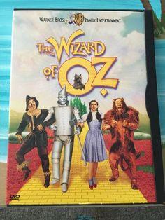 The Wizard of oz DVD 1999 Special Edition Bonus Feat Family Classic CC | eBay