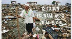 12 Year Tsunami Aceh Indonesia