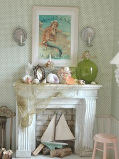 mermaid corner