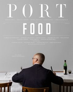 Port magazine Food Issue