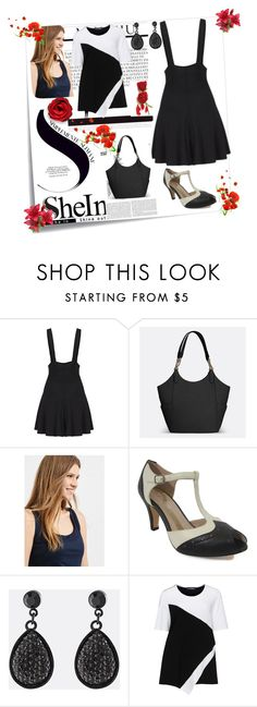 """""""Untitled #575"""" by suad-nisveta-mesic ❤ liked on Polyvore featuring beauty, Post-It, Avenue, Violeta by Mango, Chelsea Crew and Doris Streich"""