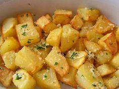 Receita de Batatas souté