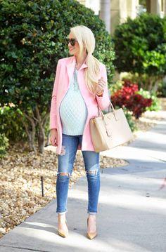#ComfortsforBaby #MaternityStyle