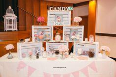 Diy Vintage, Vintage Decor, Candy Bar Bautizo, Table Presentation, Fall Wedding Cupcakes, Bar A Bonbon, Nerf Party, Indian Theme, Candy Buffet