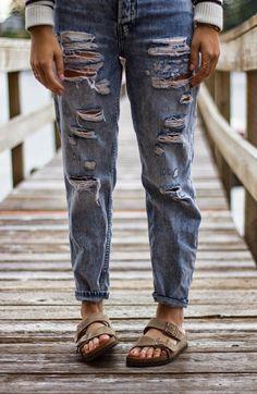 Birkenstock & Jeans