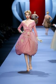 Dior Haute Couture SS 2011