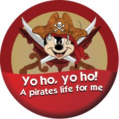 Disney World for Pirate Lovers - What's available including where to stay, activities to do and things to buy