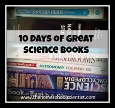 10 days of great science books