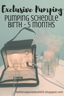 All about exclusively pumping - ways to increase supply, my pumping schedule, storing milk, and a few other tips and tricks