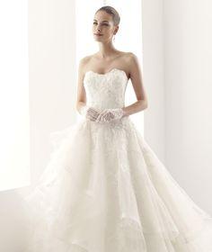 Wedding Dress Jolies Jelis JOAB15464IV 2015