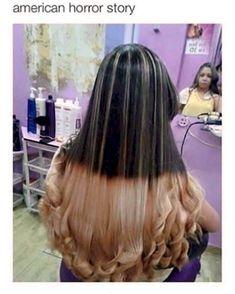23 Unfortunate Hair Realities That Didn't Meet Expectations - Uñas Coffing Maquillaje Peinados Tutoriales de cabello 90s Grunge Hair, Short Grunge Hair, Hair Streaks, Hair Highlights, Growing Out Highlights, Color Streaks, Hair Color Purple, Brown Hair Colors, Brown Blonde Hair