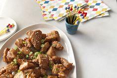 Honey-Ginger Chicken Bites Recipe