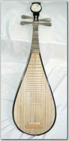 """Chinese Instrument """"Pipa"""""""