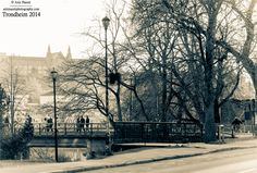 Trondheim in black and white by Aziz Nasuti on 500px