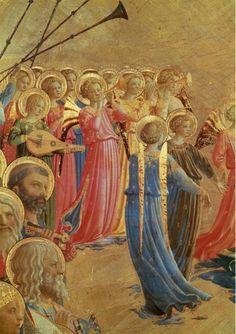 Coroação da Virgem Fra Angélico