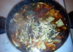 Tandoori Chicken Soup Recipe -  Very Delicious. You must try this recipe!
