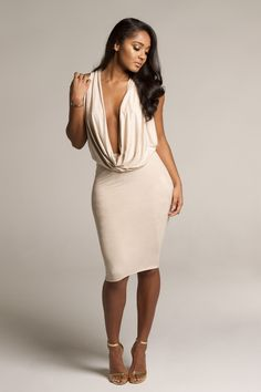 The Amour Sui Dress