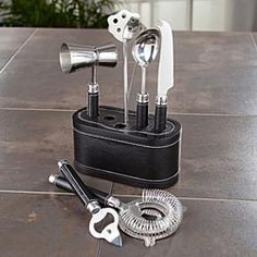 Professional 7-Piece Bar Tool Set