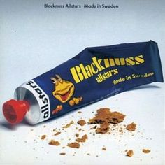 Blacknuss Allstars : Made in Sweden Acid Jazz, Sweden, Candy, How To Make, Food, Essen, Meals, Sweets, Candy Bars