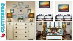 Decorating Tips – Top 5 Decorating Mistakes – Home Decor DIY Closet Organization Interior Design Color Schemes, Colorful Interior Design, Decorating Tips, Decorating Your Home, Interior Decorating, Home Renovation, Home Remodeling, Home Staging, House Design