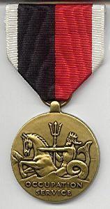 Navy Occupation Service Medal
