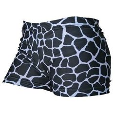 GemGear Black Giraffe Volleyball Spandex Shorts - SIZE: Medium by GemGear. $22.99. A wild volleyball spandex short to complete your practice gear. Take a giraffe print and you have tons of fun wrapped up into one pair of vball compression shorts. Wear them with your friends to start your own volleyball trend this season.