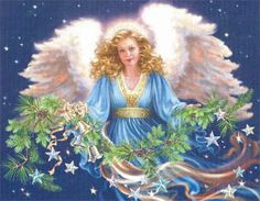"""Christmas Blessings"", de Heaven and Earth Designs (Casa Cenina)"