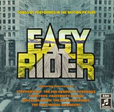 Easy Rider - Songs As Performed In The Motion Picture – jamminsvinyl