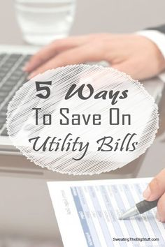 These tips are great to help save on normal utility bills, it's not so hard to save a bit of money each month, and lock in those savings every single month in the future. Ways To Save Money, Money Saving Tips, Saving Ideas, How To Make Money, Budgeting Finances, Budgeting Tips, Money Talks, Financial Tips, Frugal Tips