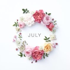 July Is here!!!!